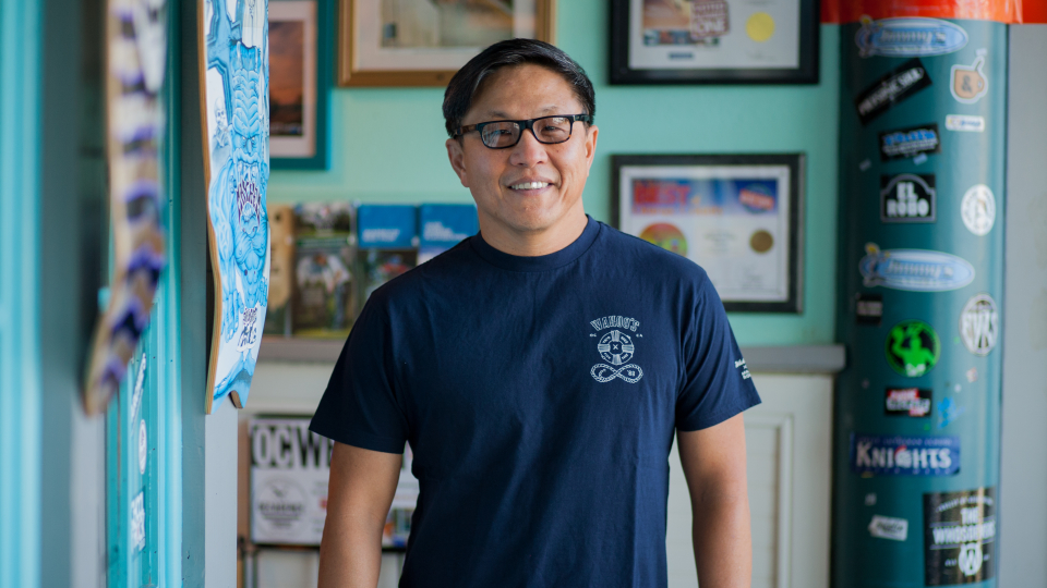 All in the Family: Restaurateur Ed Lee Talks Success and Family