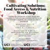 Cultivating Solutions: Food Access & Nutrition Workshop