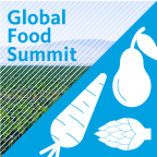 Global Food Summit stamp