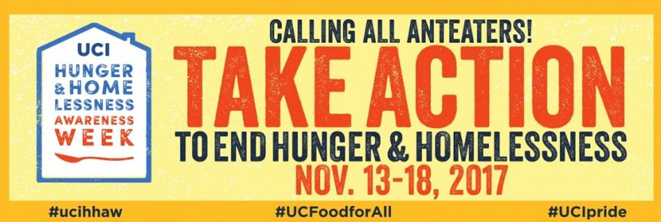 Hunger and Homelessness Awareness Week – 11/13-11/18