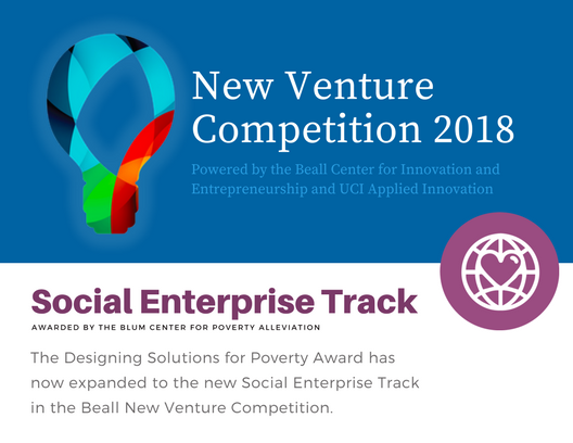 New Venture Competition - Social Enterprise Track