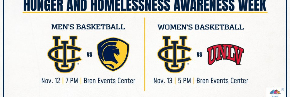 UCI Athletics – 11/12-11/13