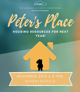 Peter's Place – 11/20/19