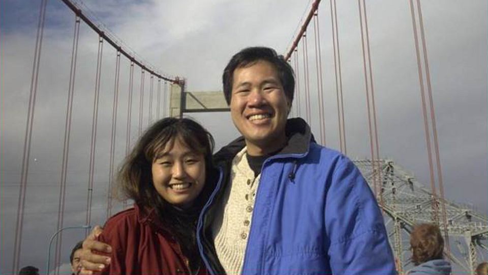 Michael Ong and Kimberly Russell - Class of 1993 and 1995