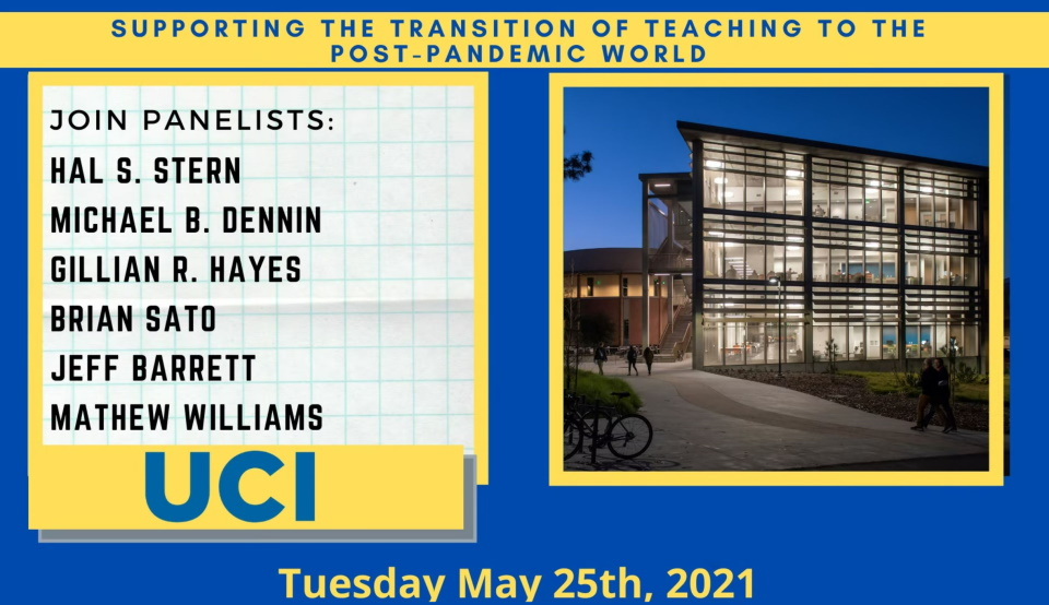 Town Hall on Fall Teaching 2021: Supporting the Transition of Teaching to the Post-Pandemic World