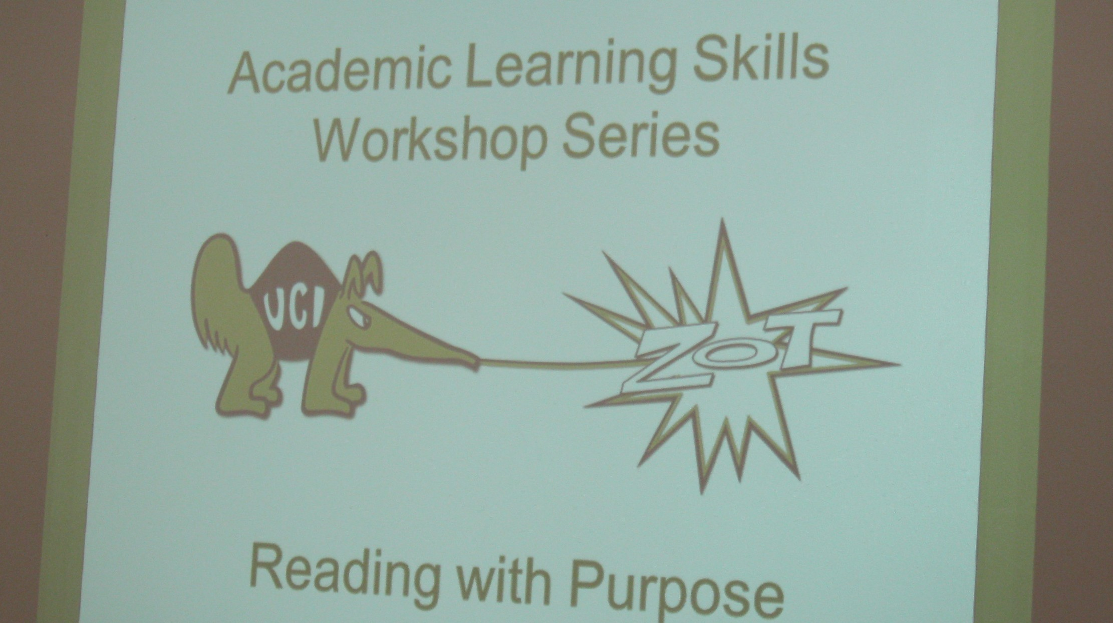 Making the Most of Reading and Studying Workshop