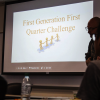 First Generation First Quarter Challenge
