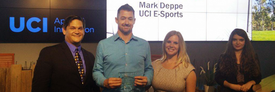 Mark Deppe Wins ANTrepreneur of the Year Award