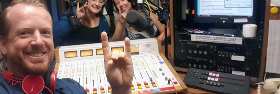 New KUCI Talk Show Focuses on Teaching Social Media Strategies to UCI Programs