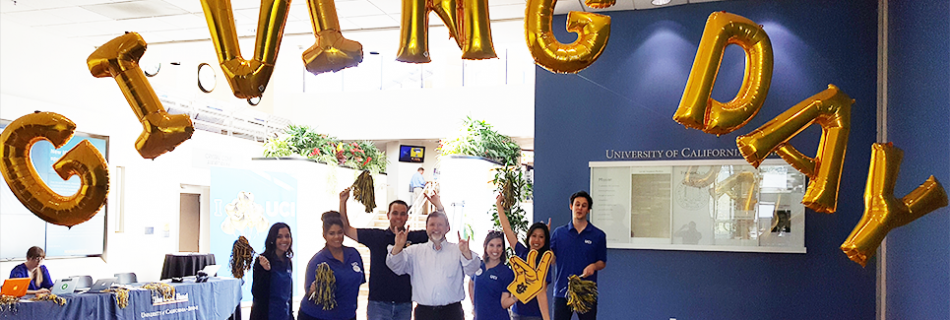 Division of Undergraduate Education Raises Over $74,000 From More Than 450 Donors