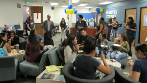 Student Success Initiatives: Fostering Educational Success for UCI's Diverse Student Population.