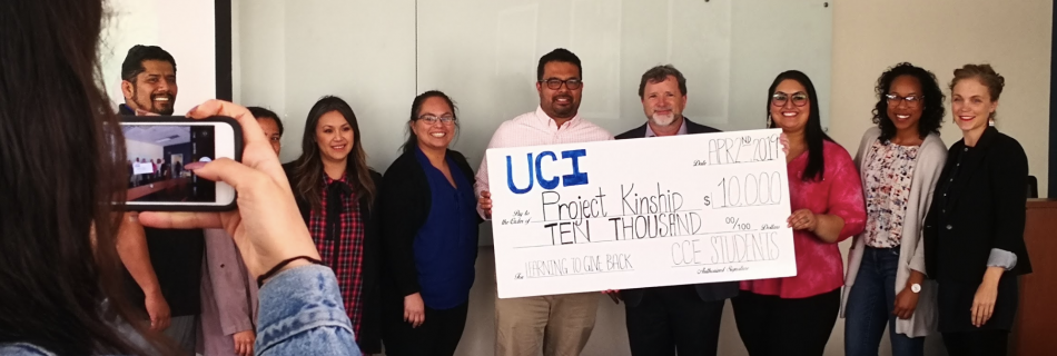 UCI Students Win $25,000 Donation at Philanthropy Lab 2019 Ambassadors Conference