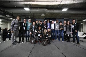 UCI Student Startup BikeZero Wins Third Place at Consumer Electronics Show (CES) in Las Vegas