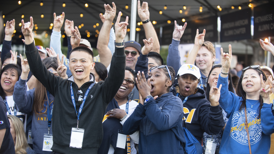 Stepping up to the Challenge: What UCI is Doing to Serve First-Generation Students